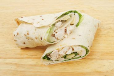 Parmesan Ranch Wraps