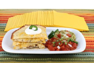 Fiesta Appetizer Wedges