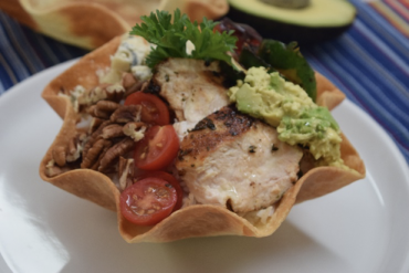 Zesty California Chicken Bowl
