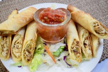 Best Chicken Taquitos