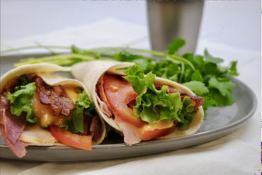 Cold Cut Deli Tortilla Cones